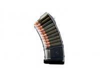 Магазин Pufgun ВПО-133/Сайга-МК/М (20 патронов, полимер, прозрачный, 130 гр)