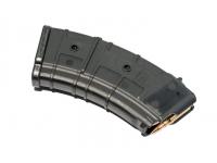Магазин Pufgun ВПО-136/АК/АКМ/Сайга (20 патронов, полимер, черный, 140 гр)