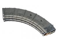 Магазин Pufgun ВПО-136/АК/АКМ/Сайга ( 40 патронов, полимер, черный, 228 гр)