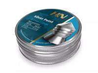 Пули пневматические H&N Silverpoint 5,5 мм 1,11 грамм (200 шт.)