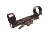 Кронштейн СА быстросъемный 30 мм на основания СА (длина 115 мм)