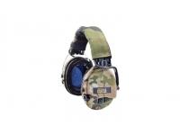 Наушники активные MSA Sordin Supreme Pro-X Camo, MultiCam/камуфляж