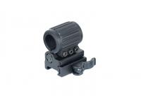 Кронштейн UTG для фонаря на Weaver/Picatinny, диаметр 20-25 мм