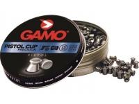 Пули пневматические GAMO Pistol Cup 4,5 мм 0,45 грамма (250 шт.)