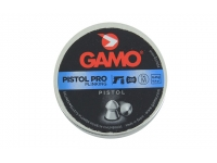 Пули пневматические GAMO Pistol Pro 4,5 мм 0,45 грамма (250 шт.) - банка