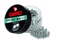 Шарики GAMO BBs стальные 4,5 мм 500 шт.