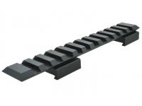 Кронштейн Picatinny для CZ-527 (длина 137 мм, металл, черный)