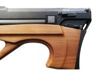 Пневматическая винтовка EDgun Леля R5M ложе орех 4,5 мм приклад