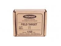 Пули пневматические Люман Field Target 4,5 мм 0,65 грамма (1250 шт.)