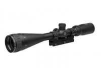 Оптический прицел Nikko Stirling серии Airking 6-18X44 AO 26 мм, Half Mil Dot без подсветки, моноблок призма 11 мм