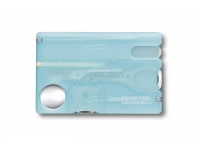 Швейцарская карта SwissCard Nailcare голубая (0.7240.T21)