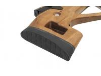 Пневматическая винтовка Jæger SPR Булл-пап 5,5 мм (редуктор, ствол 450 мм., чок) затыльник