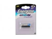 Элемент питания Energizer EL123 Photo