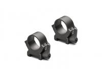 Кольца Leupold QRW2 30 мм на Weaver/Picatinny быстросъемные (низкие, матовые, сталь)