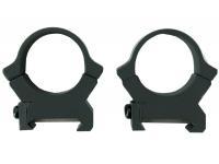 Кольца Leupold PRW2 26 мм на Weaver/Picatinny не быстросъемные (средние, матовые, сталь)