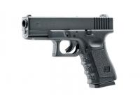 пневматический пистолет Umarex Glock-19 4,5 мм вид слева