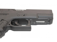 Пневматический пистолет Umarex Glock-19 4,5 мм планка