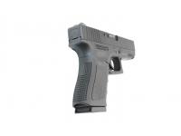 Пневматический пистолет Umarex Glock-19 4,5 мм вид сзади