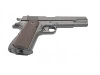 Пневматический пистолет ASG Dan Wesson VALOR 1911 4,5 мм вид снизу