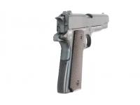 Пневматический пистолет ASG Dan Wesson VALOR 1911 4,5 мм вид сзади