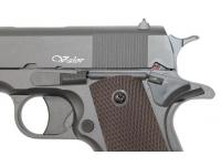 Пневматический пистолет ASG Dan Wesson VALOR 1911 4,5 мм предохранитель