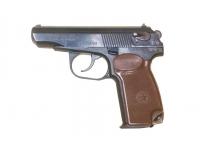 Травматический пистолет МР-80-13Т 45 Rubber (№ 1333104769)