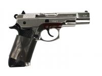 Оружие списанное охолощенное Z75-СО (хром) под патр.св/звук.дейст.кал.10ТК (КУРС-С)(СХП) вид справа