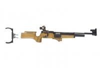 Пневматическая винтовка Пионер 145 (орех) Биатлон 4,5 мм