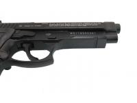 Пневматический пистолет Cybergun GSG-92 (Beretta 92) металл 4,5 мм спусковой крючок