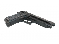 Пневматический пистолет Cybergun GSG-92 (Beretta 92) металл 4,5 мм мушка
