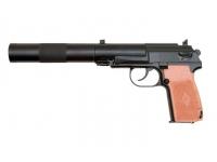 Оружие списанное охолощенное пистолет Р-413 с возможностью имитации светозвукового действия калибра 10ТК