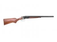 Ружье МР-43КН орех, металлический затыльник, 4 чока 12/70 L=510