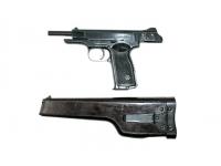 Оружие списанное охолощенное пистолет Р-414 АПС - ствол