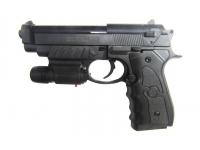Пистолет Galaxy G.052BL пружинный 6 мм