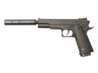 Пистолет Galaxy G.053B пружинный 6 мм