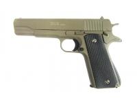 Пистолет Galaxy G.13D (песочный) пружинный 6 мм
