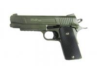 Пистолет Galaxy G.38G (зеленый) пружинный 6 мм