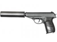 Пистолет Galaxy G.3A пружинный 6 мм