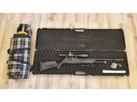 Umarex Walther 1250 Dominator PCP 4,5 мм (с баллоном сжатого воздуха на 7 литров)
