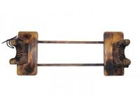 Ложемент ружейный деревянный