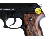 Пневматический пистолет Gamo PT-80 20th Anniversary 4,5 мм вид слева