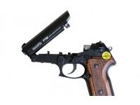 Пневматический пистолет Gamo PT-80 20th Anniversary 4,5 мм откидывание ствольной коробки