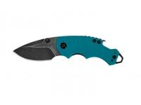 Нож Kershaw Shuffle K8700TEALBW