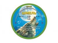 Пули пневматические Шмель Охота 4,5 мм 0,75 грамма (400 шт.)