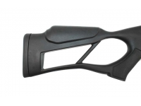 Пневматическая винтовка Hatsan FLASH 4,5 мм (PCP, пластик) приклад