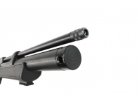 Пневматическая винтовка Hatsan FLASH 4,5 мм (PCP, пластик) ствол