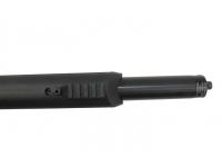 Пневматическая винтовка Hatsan FLASH 4,5 мм (PCP, пластик) вид снизу