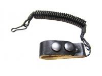 Шнур страховочный спиральный Эконом-4, черный