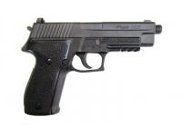 Пневматический пистолет Sig Sauer X-Five 4,5 мм (P226-X5-177-BLK) вид справа