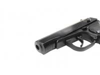 Пневматический пистолет МР-658К (с блоубэком) 4,5 мм мушка